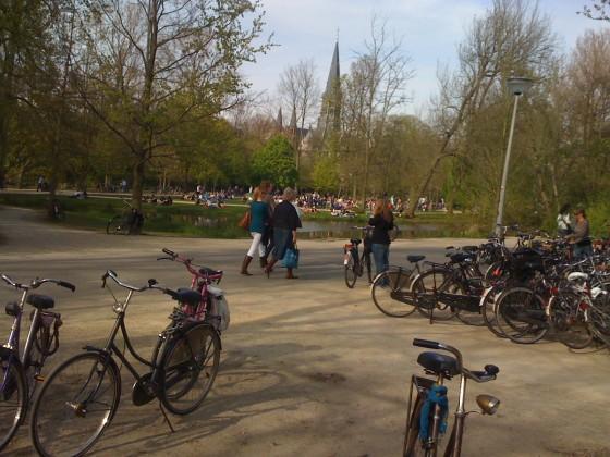 Vondelpark24april1