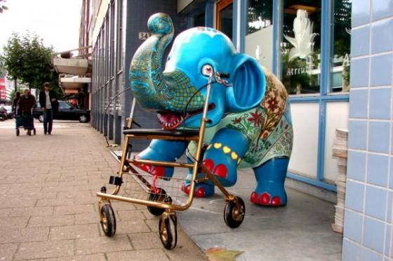 elephantparaderotterdam