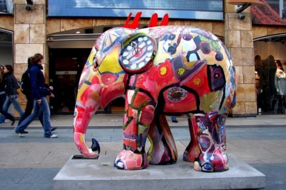 elephantparaderotterdam1